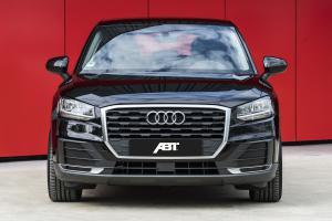 Abt Audi Q2 Felgen Leistungssteigerung Tieferlegung