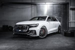 Abt High Performance HR Felge Neuheit Aero-Ring Audi Q8 Tuning Bodykit