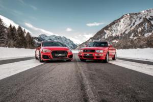 Abt Audi RS2 RS4+ Sportkombis Tuning Veredlung Leistungssteigerung