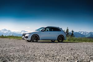Abt Audi SQ5 Tuning Leistungssteigerung Widebody Karosseriekit