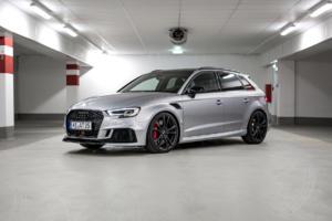 Abt RS3 Kompaktsportler Tuning Leistungssteigerung Felgen Abt Sport ER-C Audi RS 3 Sportback
