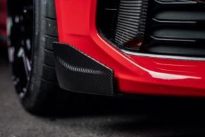 Abt RS4-S Tuning Leistungssteigerung Carbon-Aerodynamik-Bodykit Felgen Innenraum Veredlung Audi RS 4 Avant