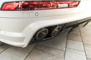 Abt SQ5 Breitbau SEMA Show 2018 Las Vegas Tuning SUV Audi SQ5 Leistungssteigerung