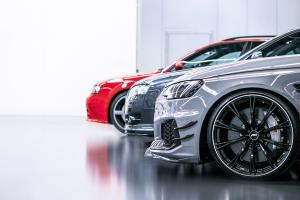 Abt-Sportkombis AS400 AS4R RS4-R