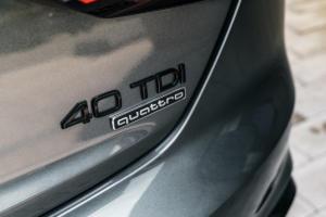 Abt Sportsline Audi A5 Sportback Facelift Tuning Leistungssteigerung Heckspoiler Felgen Fahrwerk