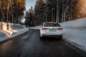 Abt Sportsline Audi A6 50 TDI Diesel Aerodynamik-Anbauteile Leistungssteigerung Felgen Abt Sport ER-C