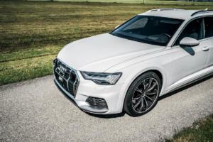 Abt Sportsline Audi A6 allroad quattro Leistungssteigerung Felgen Abt Sport GR Tuning