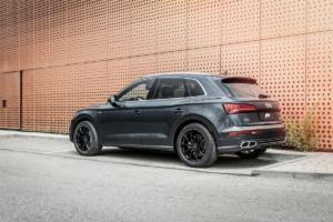 Abt Sportsline Audi Q5 55 TFSI e SUV Plug-in-Hybrid Tuning Leistungssteigerung Felgen