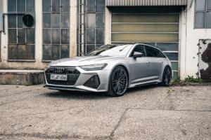 Abt Sportsline Audi RS 6 Tuning Abgasanlage Leistungssteigerung Fahrwerk Felgen
