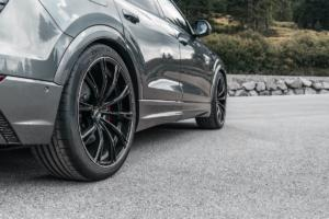 Abt Sportsline Audi RS Q8 Abgasanlage Felgen Karosserie-Anbauteile Tuning