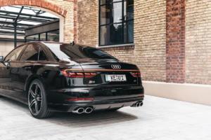 Abt Sportsline Audi S8 Leistungssteigerung Felgen Tuning