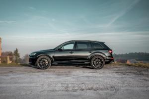 Abt Sportsline Audi SQ7 Facelift SUV Tuning Leistungssteigerung Felgen