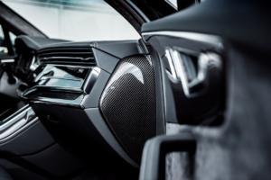 Abt Sportsline Audi SQ7 SUV Topmodell Tuning Leistungssteigerung Breitbau-Bodykit Widebody Felgen