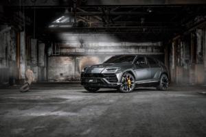 Abt Sportsline Lamborghini Urus SUV Supersportler Allradler Leistungssteigerung