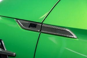 Abt Sportsline RS5 Tuning Carbon-Karosserieteile Leistungssteigerung Felgen Tieferlegung Innenraum-Veredlung Audi RS 5 Coupé