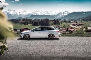 Abt Sportsline Seat Leon Cupra R ST Abt Sport GR Felge Leistungssteigerung Fahrwerk Tieferlegung