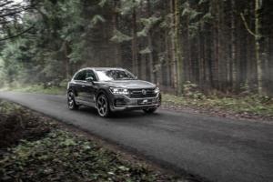 Abt Sportsline VW Touareg Tuning Leistungssteigerung Felgen Abt Sport FR