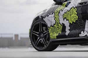 Abt VW Golf R Abstract concept USA
