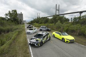 Enthusiasts Fleet USA Abt VW Golf R Abstract concept Jetta Atlas Arteon Tiguan