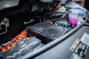 Abt e-Transporter 6.1 VW Nutzfahrzeuge Bulli T6 Elektroantrieb Aeropaket Felgen