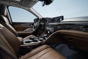 Acura MDX 2022 SUV Neuheit USA Japan Allradantrieb Luxus Topmodell