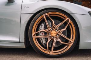 Audi R8 von Cor.Speed Sports Wheels Europe