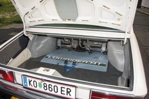 Airride-Oldie: E12 mit Luftfahrwerk