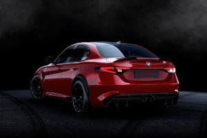 Alfa Romeo Giulia GTA Sportlimousine Topmodell limitierte Auflage
