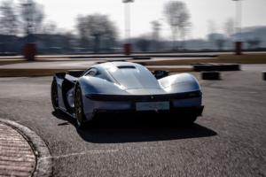 Aspark Owl Supersportwagen Elektroauto Japan Neuheit