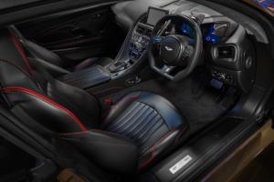 Aston Martin DBS Superleggera OHMSS Edition Sondermodell limitiert James Bond 007 Sportwagen