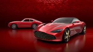 Aston Martin DBZ Centenary Collection Neuheit DB4 GT Zagato DBS GT Zagato Sportwagen Sondermodelle