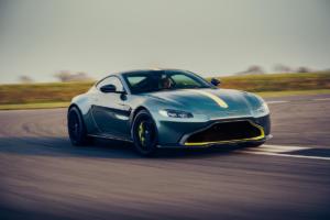 Aston Martin Vantage AMR Edition 59 Sondermodell limitiert Neuheit Handschaltgetriebe