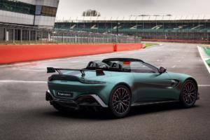 Aston Martin Vantage F1 Edition Neuheit Sportwagen Großbritannien