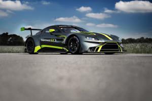 Aston Martin Vantage GT3 2018