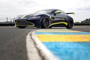 Aston Martin Vantage GT4 2018