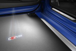 Audi 25 Jahre RS Jubiläum Sondermodell Detail