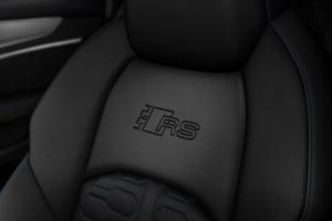 Audi 25 Jahre RS Jubiläum Sondermodell Innenraum Detail