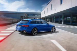 Audi 25 Jahre RS Jubiläum Sondermodell RS 4