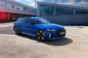 Audi 25 Jahre RS Jubiläum Sondermodell RS 6