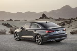 Audi A3 Limousine Neuheit Premiere Vorstellung Kompaktklasse Stufenheck
