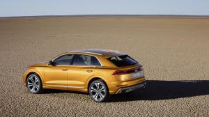 Neuheit 2018 Audi Q8 SUV-Coupé