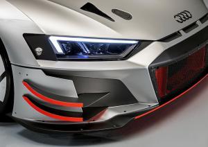 Audi R8 LMS Rennwagen GT3 Neuheit Premiere Pariser Autosalon 2018