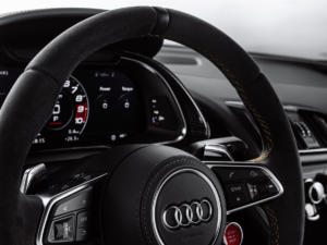 Audi R8 V10 Decennium Neuheit Sondermodell Mittelmotor Sportwagen Zehnzylinder