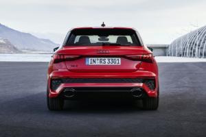 Audi RS 3 Sportback Neuheit Hot Hatch Topmodell