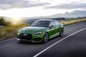 Audi RS 5 Sportback Topmodell Audi Sport Marktstart Deutschland Europa