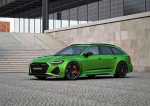 Audi RS6 Avant (Typ C8) von wheelsandmore