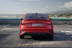 Audi S3 Limousine Neuheit Sportmodell Kompaktklasse