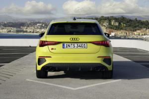 Audi S3 Sportback Neuheit Sportmodell Kompaktklasse Hot Hatch