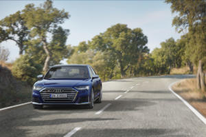 Audi S8 Neuheit Luxuslimousine Topmodell V8 Ottomotor