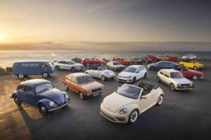 Aufmacher Volkswagen Celebrates 70 Years of the Brand in America--10639 Kopie